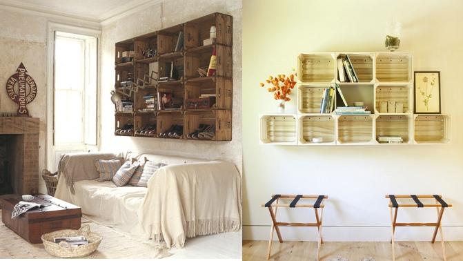 Deze foto laat zien dat ieder type kistje aan de muur past! Tenminste ...